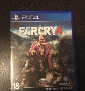 Игра на PS4 FARCRY4