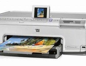 Принтер hp photosmart 8253