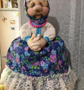 Куклы грелки на чайники