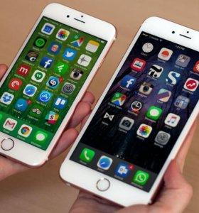В наличии все модели Apple iPhone 4s - 7 Plus