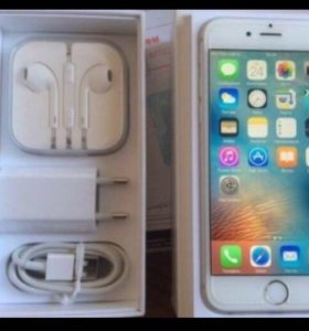 iPhone 6 16 gb без отпечатка
