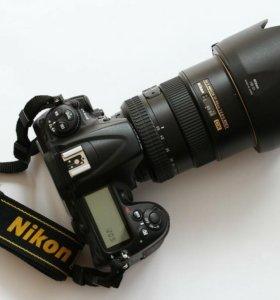 Nikon AF Nikkor 17-55mm F2.8G SWM