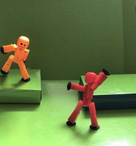 Анимационная студия стикботы