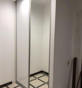 Изготовление корпусных и встроенных шкафов купе