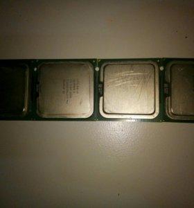 Процессоры одноядерные 775 сокет