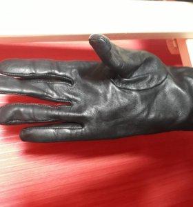 Перчатки черные женские Eleganzza 7.5