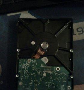 Жесткий диск 500гб WD