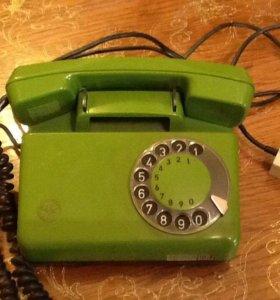 Телефон  дисковый стационарный Telkom Польша