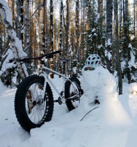 Фэтбайк Fatbike Charge Cooker Maxi