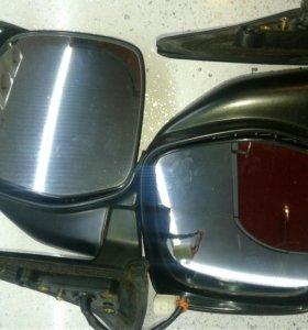 Зеркала для TOYOTA CRUISER PRADO 1996-2000гг
