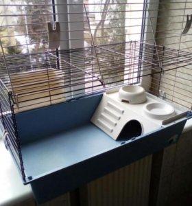 Клетка для свинки или кролика