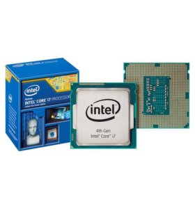Intel Core i7 4770 (обмен,продажа)