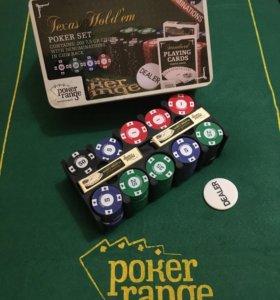 Покер , Покерный набор