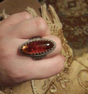 Мельхиоровый перстень