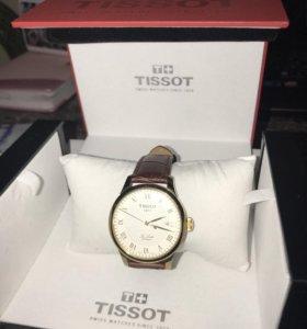 Ручные мужские часы TISSOT Механика