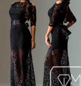 Продается новое гипюровое платье