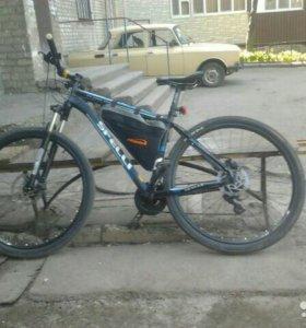 Велосипед Spelli fx-7000 29er (возможен торг)