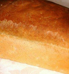 Хлеб домашний