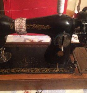 Машинка швейная ручная, Подольск,