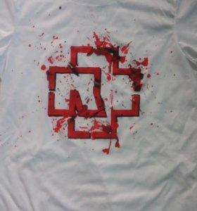 Ручная роспись футболок и тканевых изделий