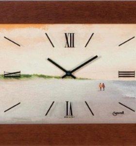Часы. Часы на холсте. Картина часы.