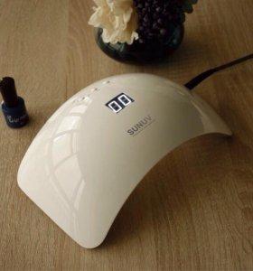 Лампа 48w led для ногтей