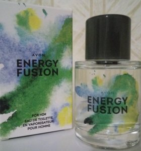 Energy Fusion for him, 50 мл
