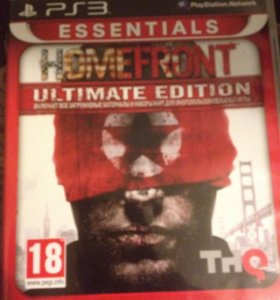 Homefront Ultimate edition (PS3)