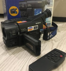 видеокамера Sony handycam CCD-TRV27E
