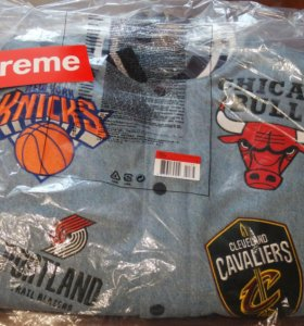 Supreme®/Nike®/NBA Teams Warm-Up Jacket