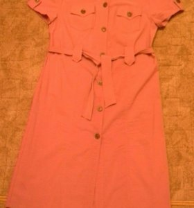 Летнее платье р.48-50