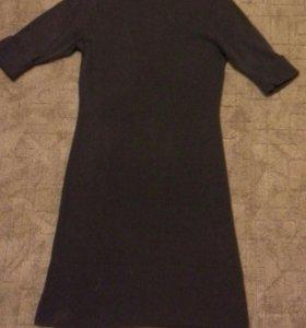 Трикотажное платье р.46-48