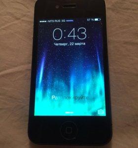 Айфон 4 16г