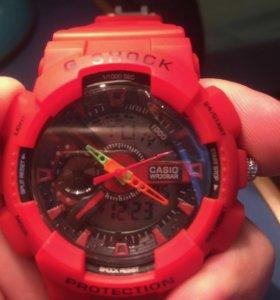 Новые G-Shock красные