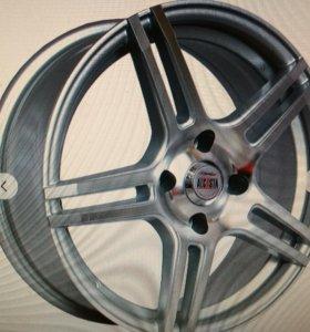 Диски Alcasta на Ford Focus R16 5/108 Новые