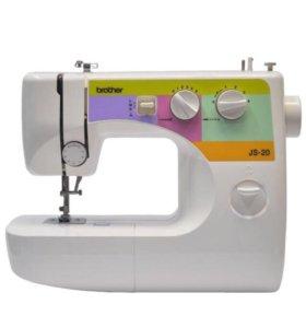 Швейная машинка Brother js-20