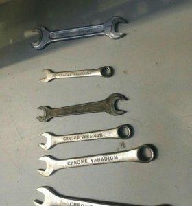 Гаячные ключи
