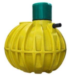 Септик накопительный Скарабей 5000 литров