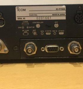 Трансивер iCOM F7000