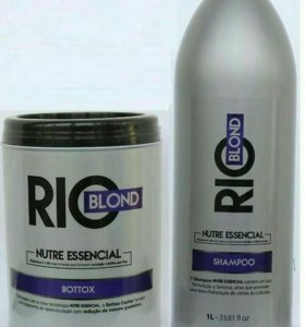 Ботокс рио блонд