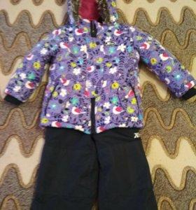 Детский зимний комплект (куртка и штаны)