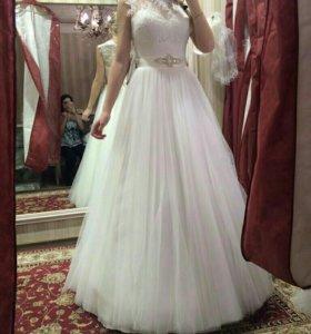 """Платье свадебное! Размер 42-44! """"Ренессанс!"""
