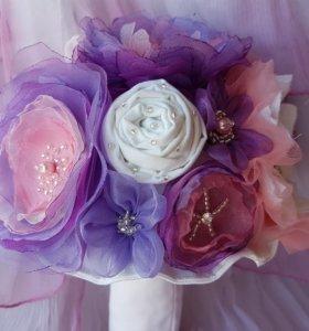 Букет невесты, HANDMADE