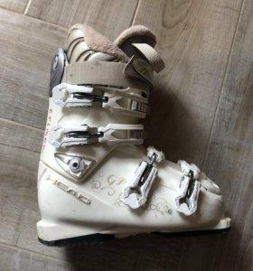 Ботинки лыжные женские