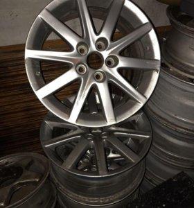 Оригинальные Диски Lexus GS r17 5*114.3