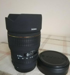 SIGMAAF15-30mmf/3.5-4.5EXAsphericalCanon EF
