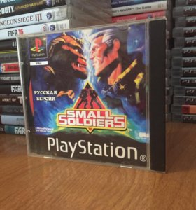 Small Soldiers (PlayStation 1)