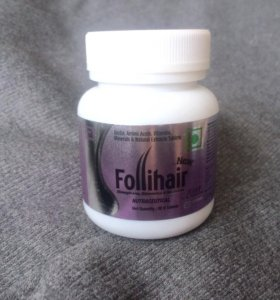 Витамины для волос follihair