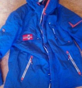Куртка 50р тёплая