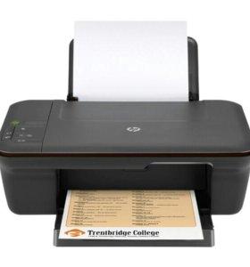 Струйное МФУ HP DeskJet 1050A 30015007